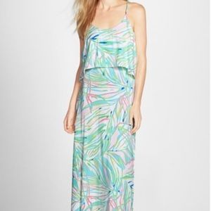 Lilly Pulitzer Harrington Maxi Dress